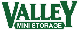 valley mini storage logo